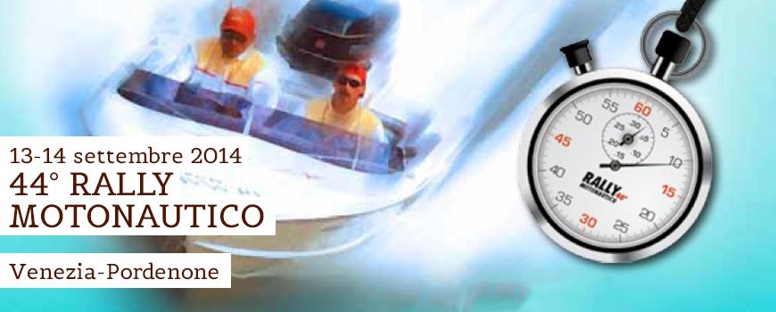 Tenute tomasella sponsor del 44 rally motonautico venezia for Tomasella pordenone