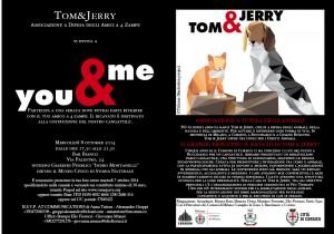 Invito TOMJERRY