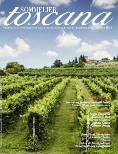 COVER SOMMELIER TOSCANA SPECIALE VINITALY