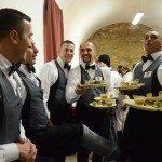 Chef Hiron Peris e Medici senza frontiere protagonisti a Volterra dell'ultima cena galeotta dell' anno