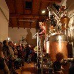 Grapperie Aperte ha fatto tredici:Grande successo di pubblico per la manifestazione dell'Istituto nazionale Grappa in 28 distillerie italiane