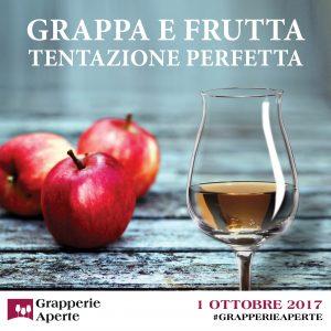 """E' tempo di Grapperie Aperte: domenica in tutta Italia 17 distillerie aperte dedicano una giornata a """"Grappa&Frutta"""""""