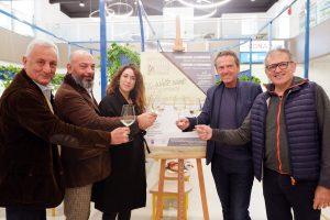 The White Wine Experience al Mercato Coperto