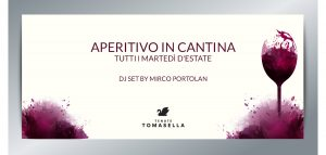 Aperitivi in Cantina Estate 2020